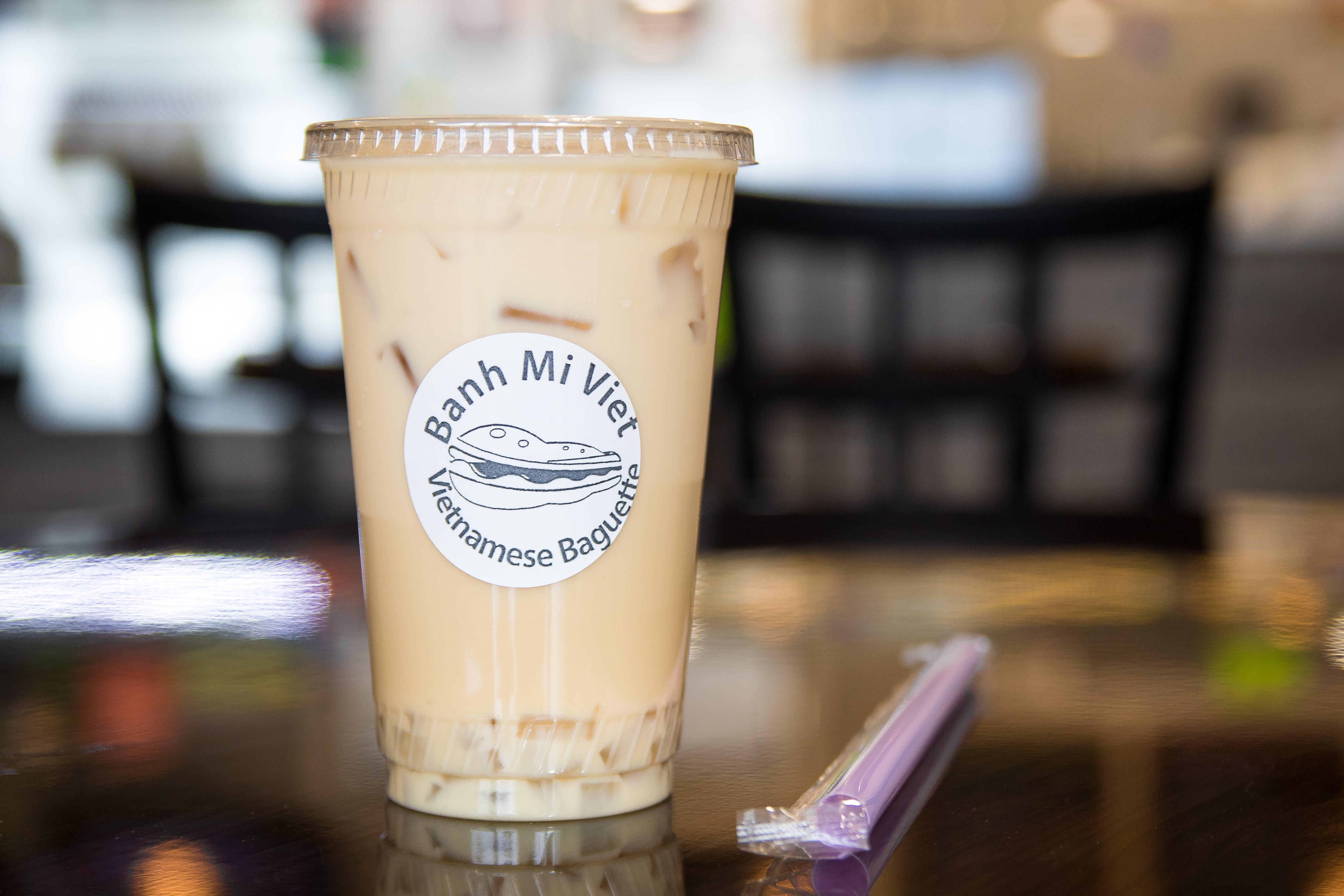 Black Milk Tea Image