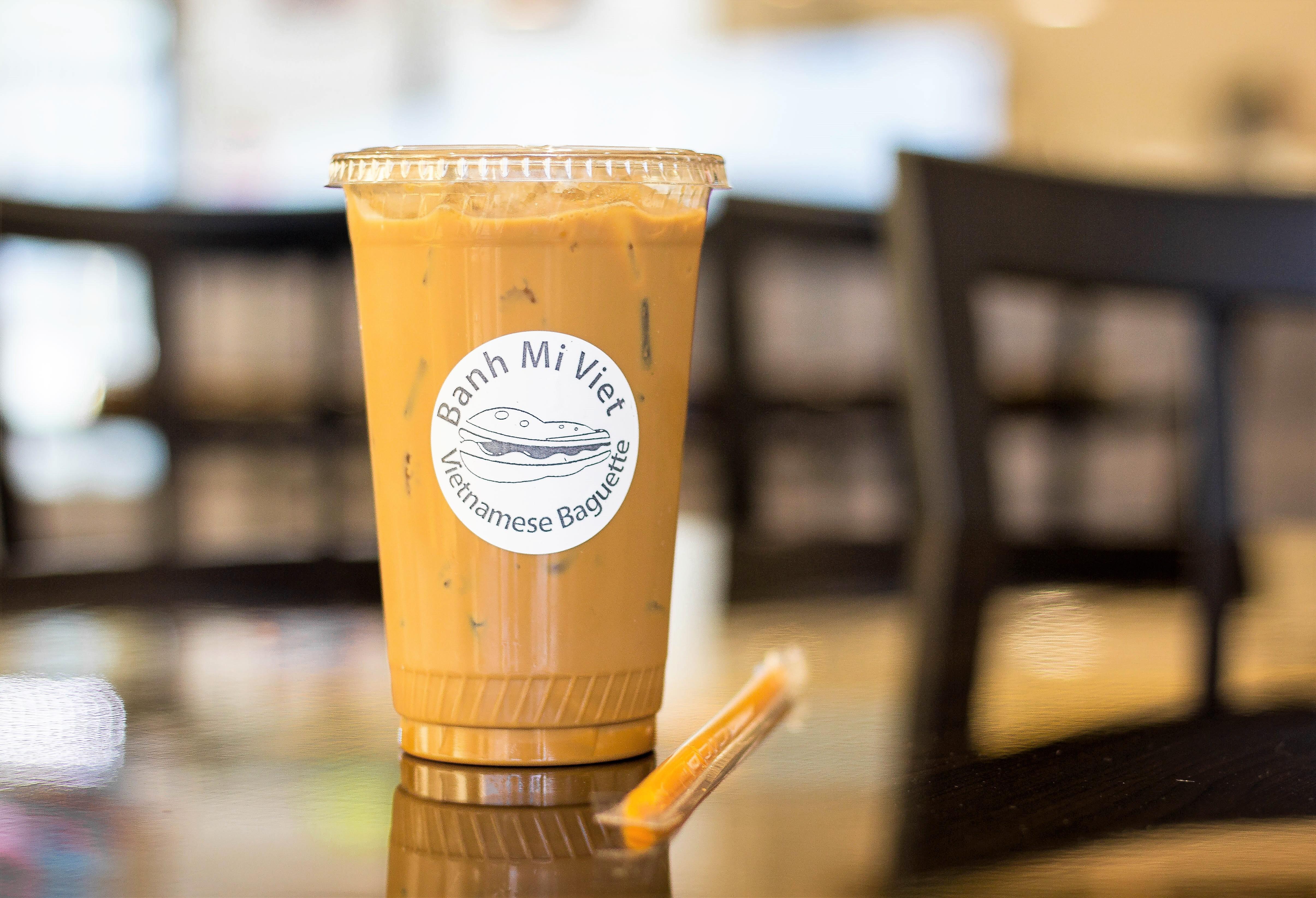 Vietnamese Ice Coffee Image