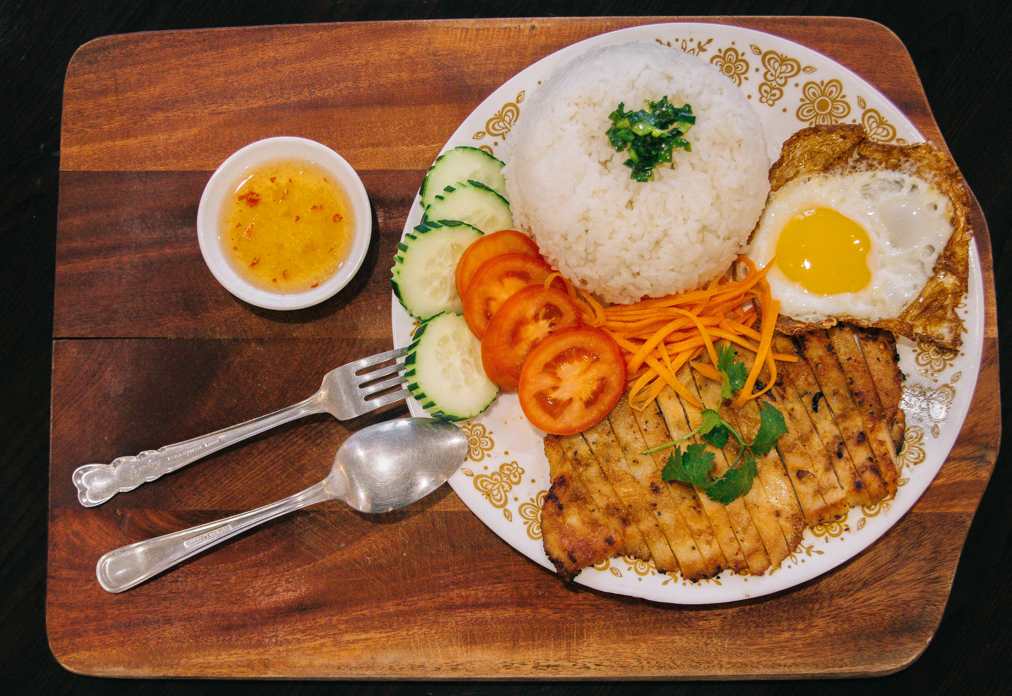 Grilled Chicken Rice Bowl Image
