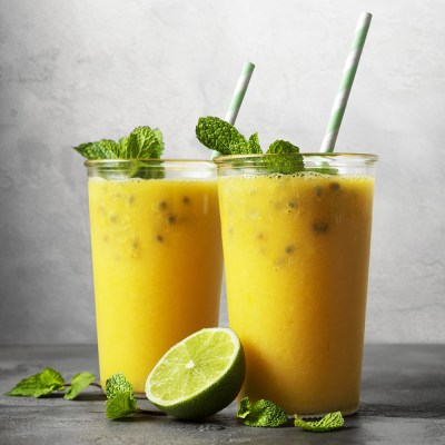 Passion Fruit Smoothie Image
