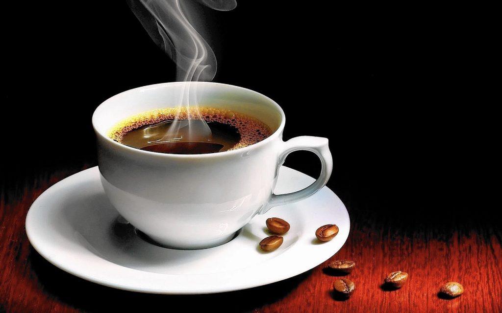 Hot Vietnamese Coffee Image
