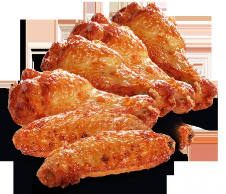 Crispy Cajun Chicken Wings (5 cánh gà cay) Image