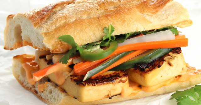 11. Crispy Tofu (BM Tofu)