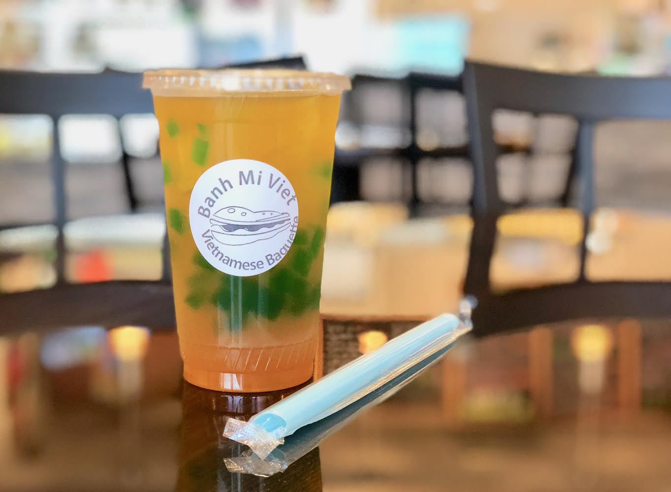 Passion Fruit Green Tea Image