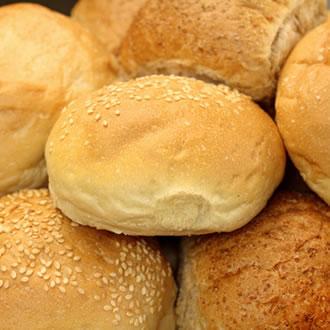 Bread rolls Image