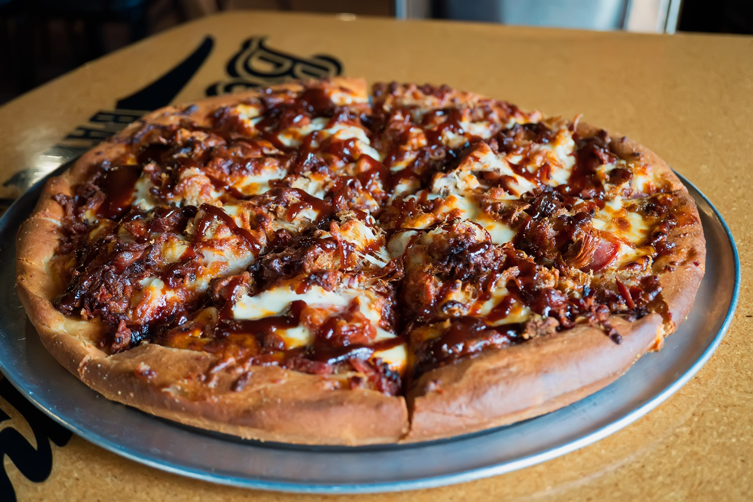 3 Little Pigs Pizza Image
