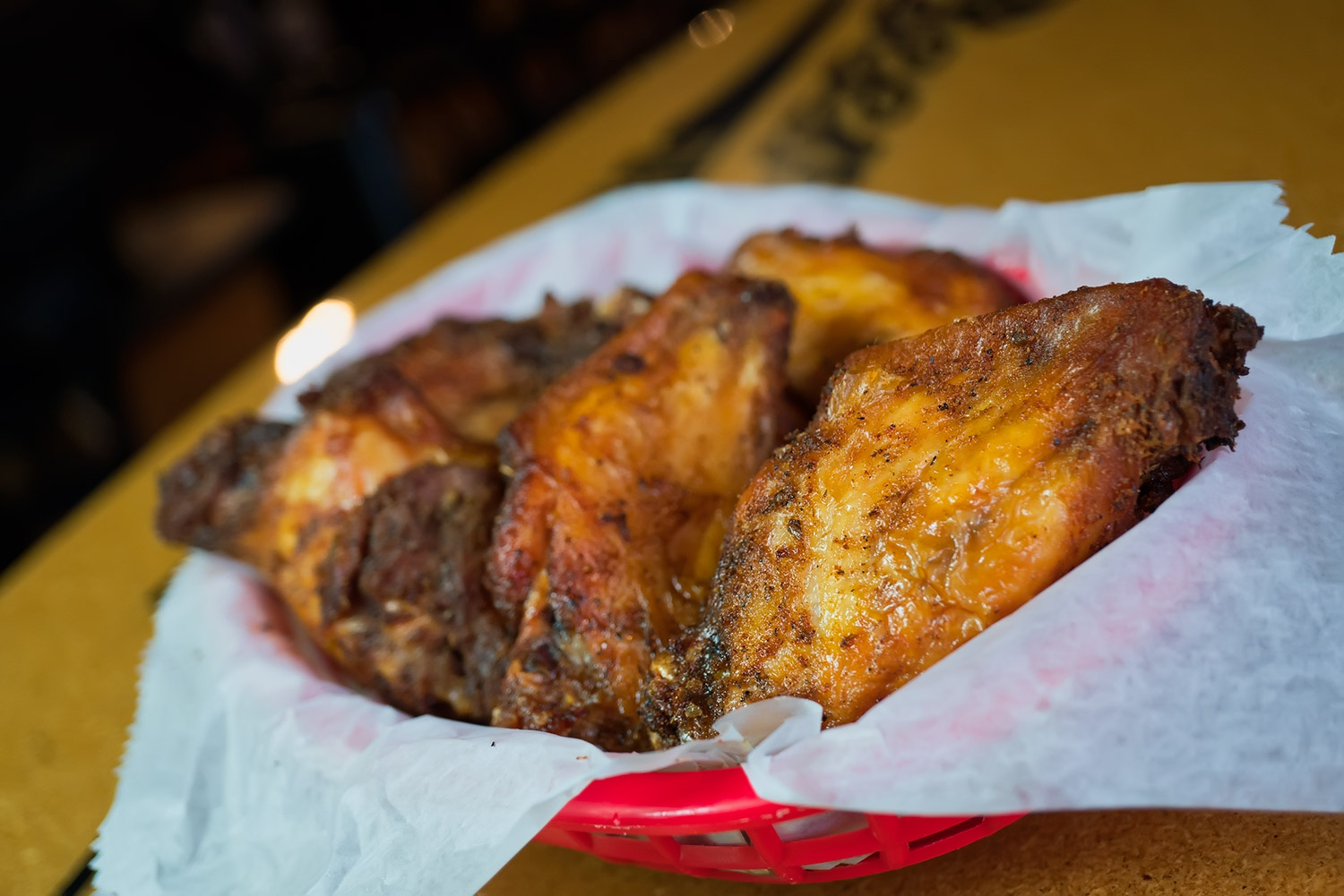 Smoked Bone-In Wings Image