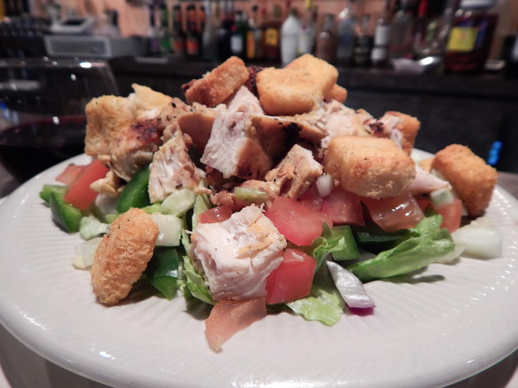 Lemon Peppered Chicken Salad Image