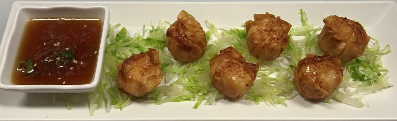 A13 Fried Shrimp Shumai (6pcs)