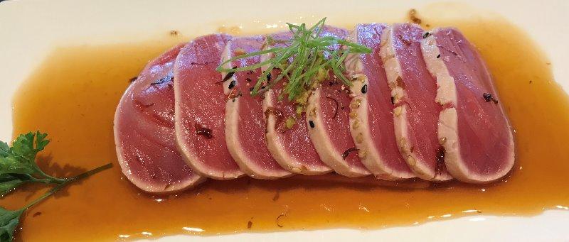 B5 Tuna Tataki (8pcs)*