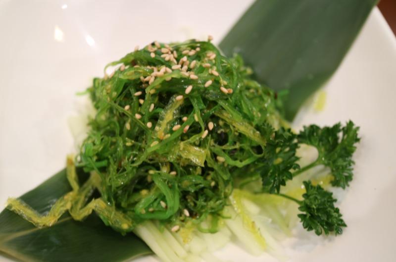 01 Seaweed Salad Image