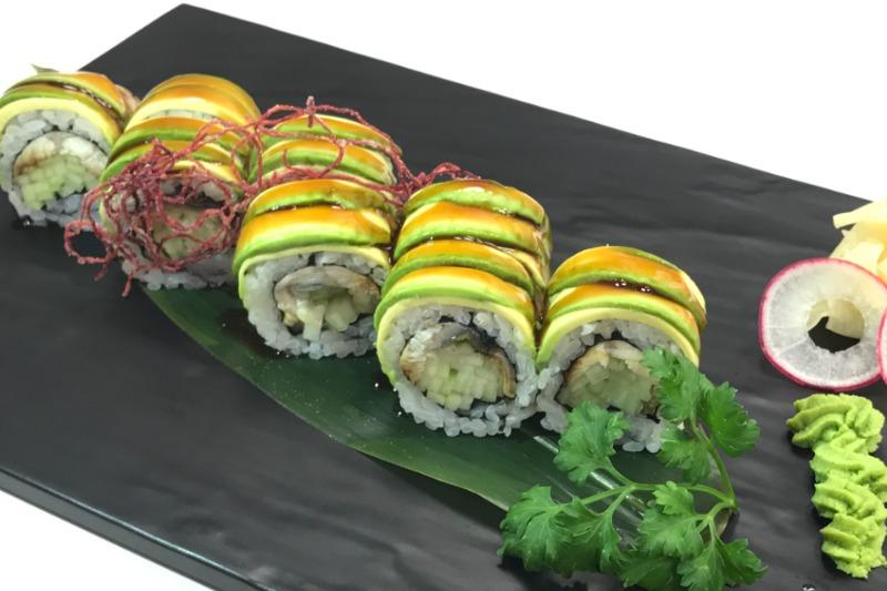S11 Green Dragon Roll