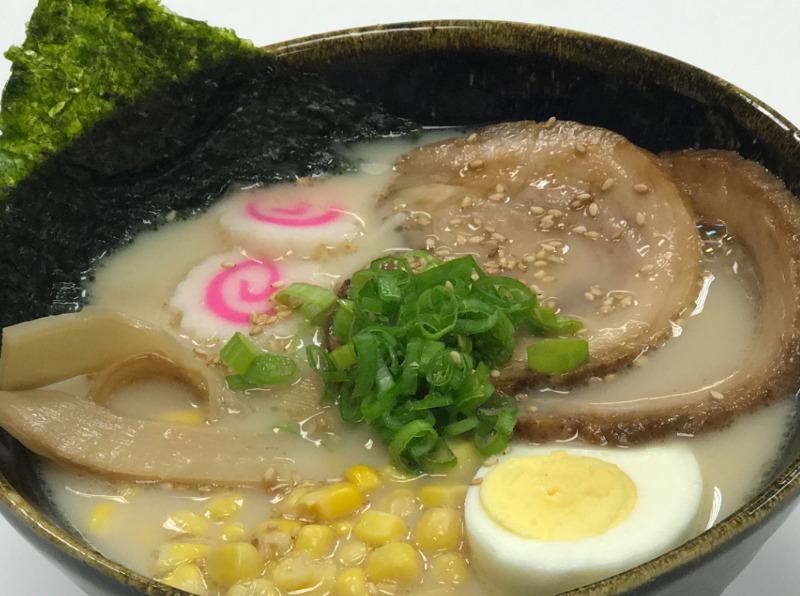 N2 Tonkotsu Ramen Soup Image