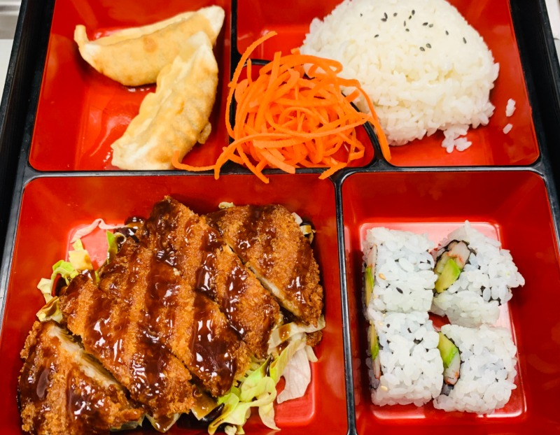Katsu Bento Box