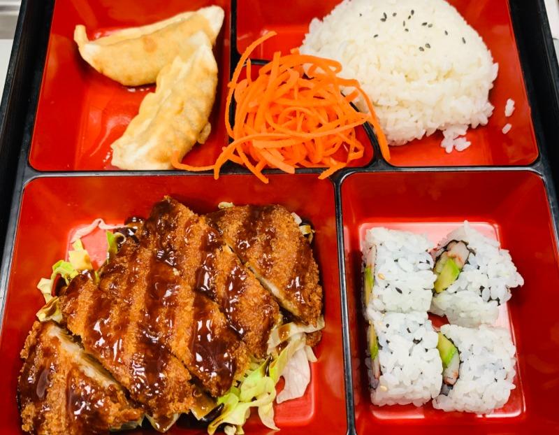 Katsu Bento Box Image