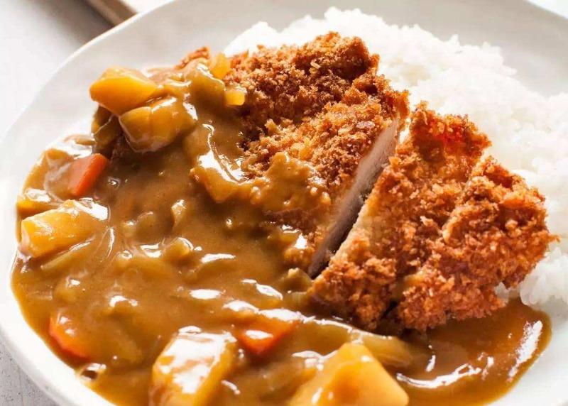 D2 Katsu Curry Rice
