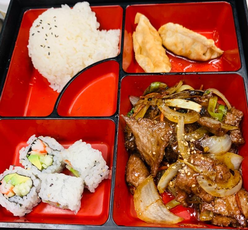 Bulgogi Bento Box Image