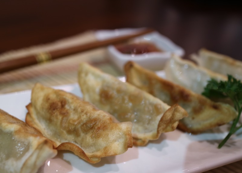 A6 Pork or Chicken Gyoza (6pcs) Image