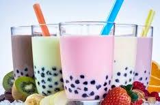 T1 Boba Milk Tea Image