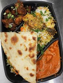 Chicken Lunch Box Image