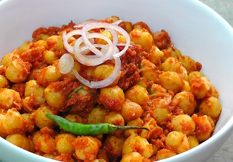 Masala Channa (CS) Image