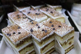 Tiramasu Pastry Image