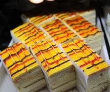 Mango Pastry Image