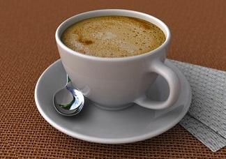 Hot Madras Coffee