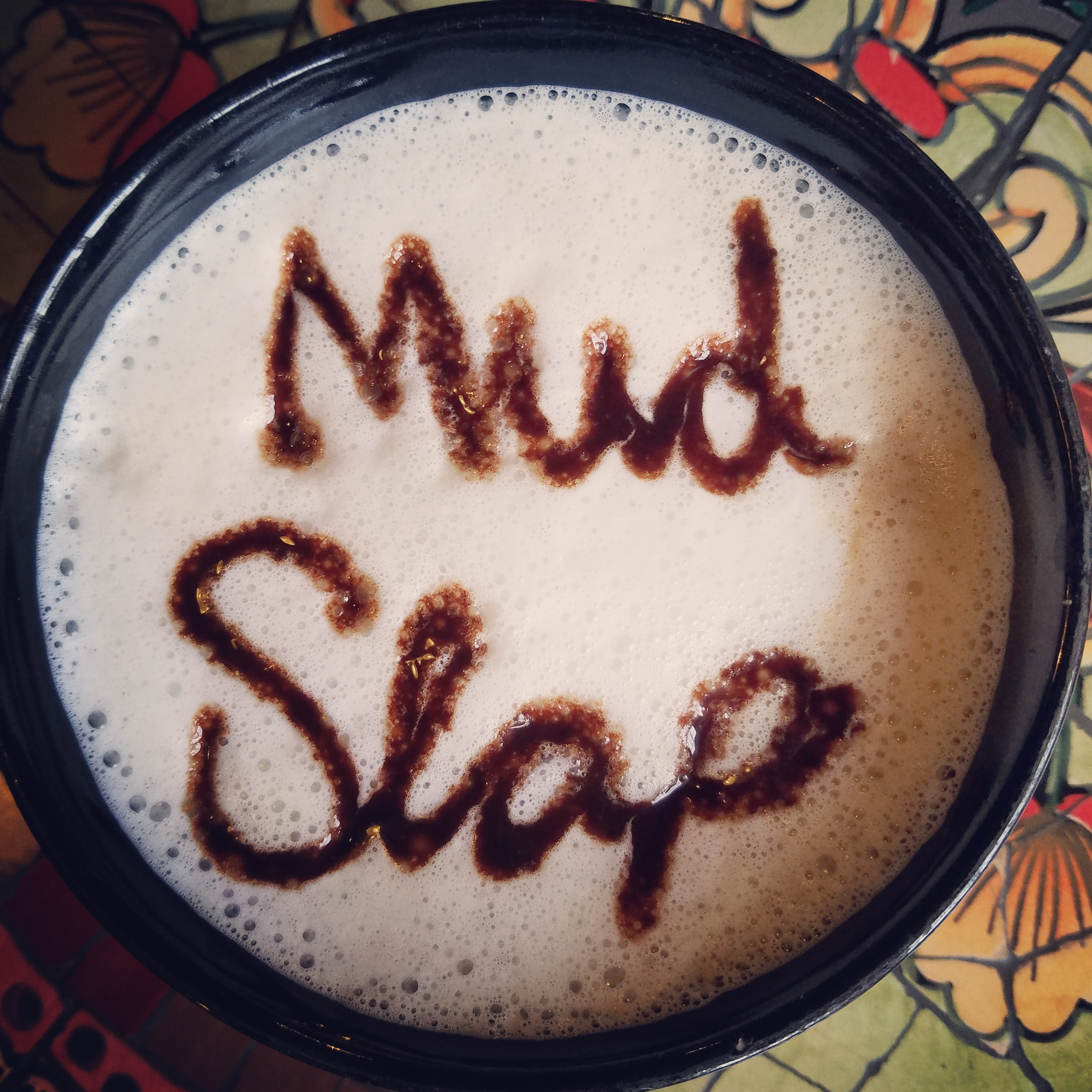 Mud Slap Image