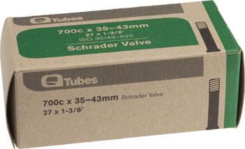 700c x 35-43mm Schrader Valve Tube 144g