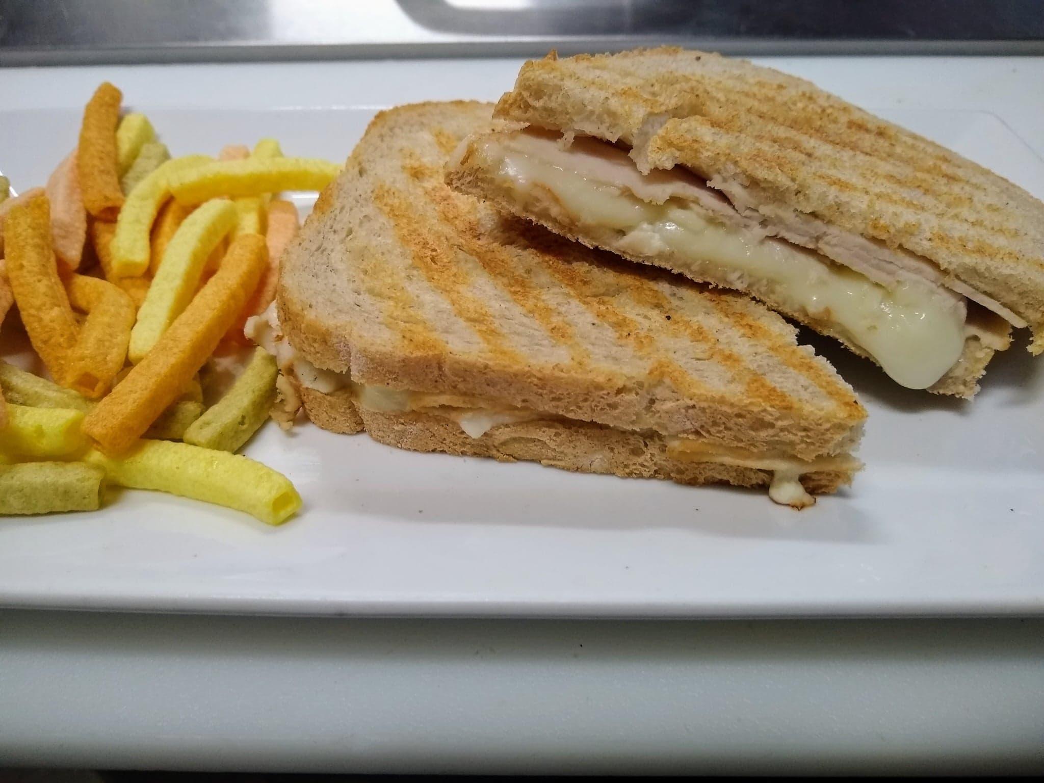 The Abbey Sandwich Image