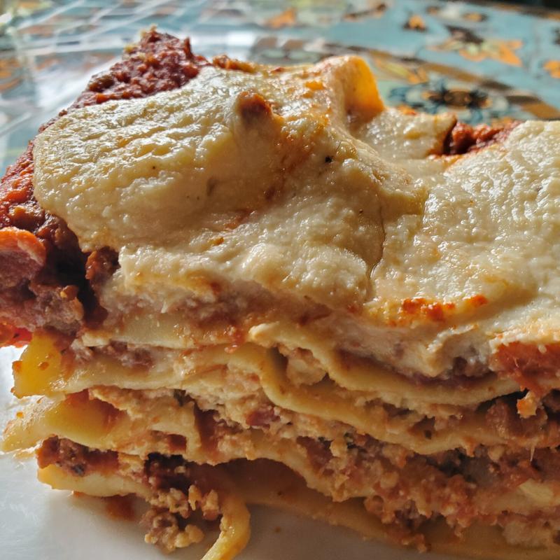 Vegan Lasagna Pan (Family Sized) Image