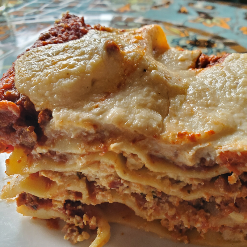 Vegan Lasagna Pan Image