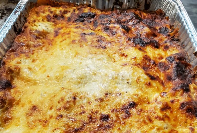 Vegetarian Lasagna Image
