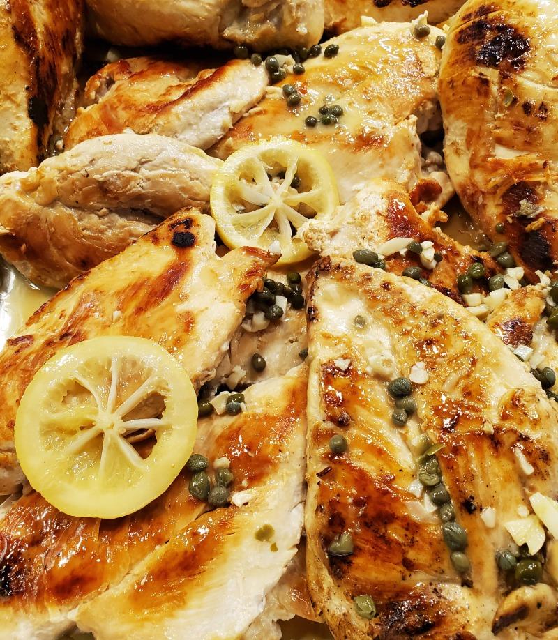 Chicken Piccata Image