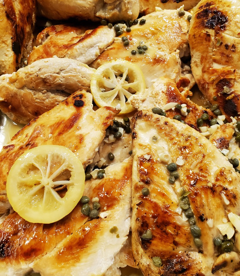 Chicken Piccata Image