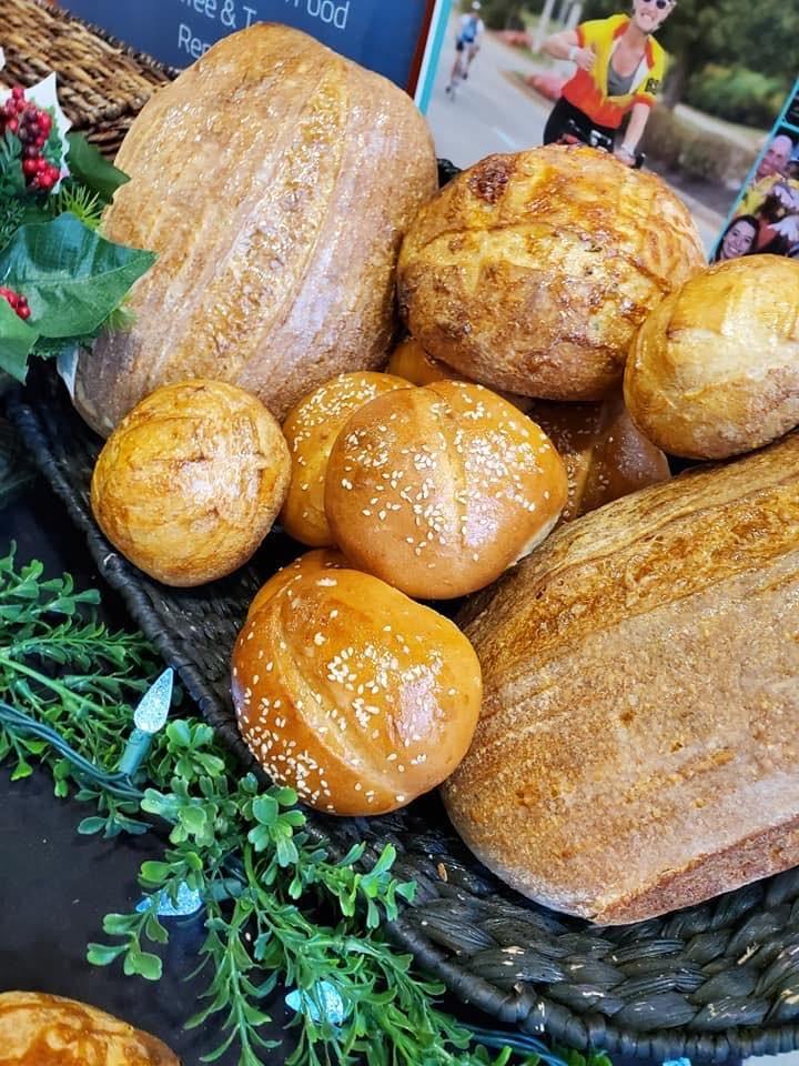 Whole Grain Bread Loaf (unsliced) Image