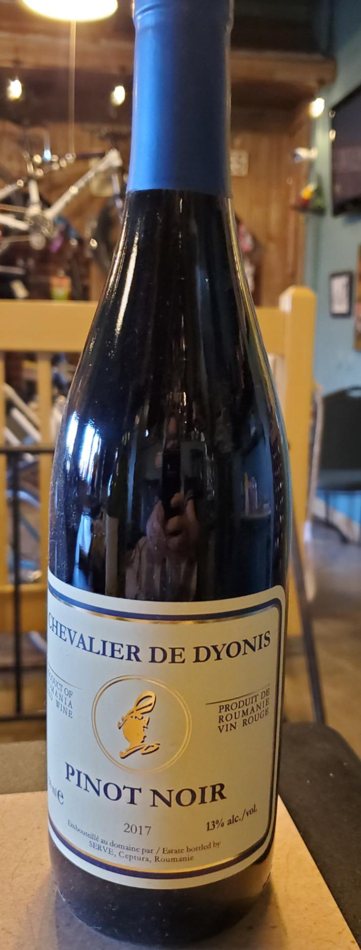 Bottle Pinot Noir Image