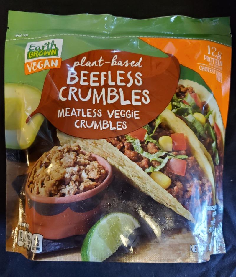Vegan Meatless Crumbles Image