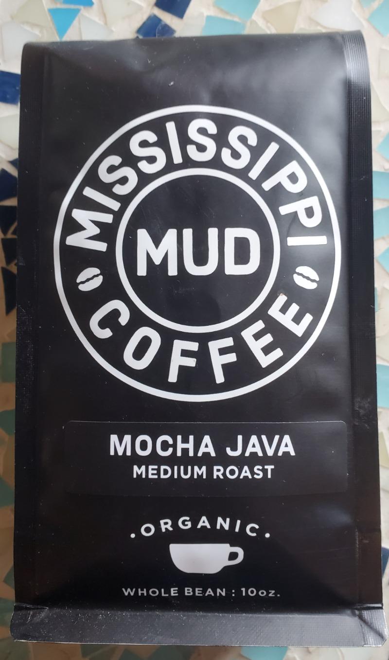Organic coffee beans Image