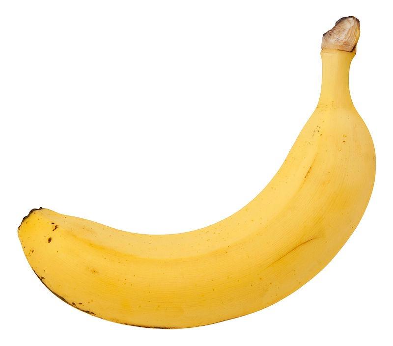 Single banana Image