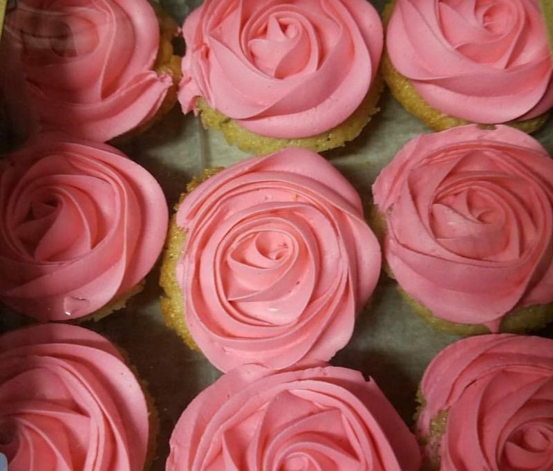 Vegan Mini Cupcakes (special order) Image
