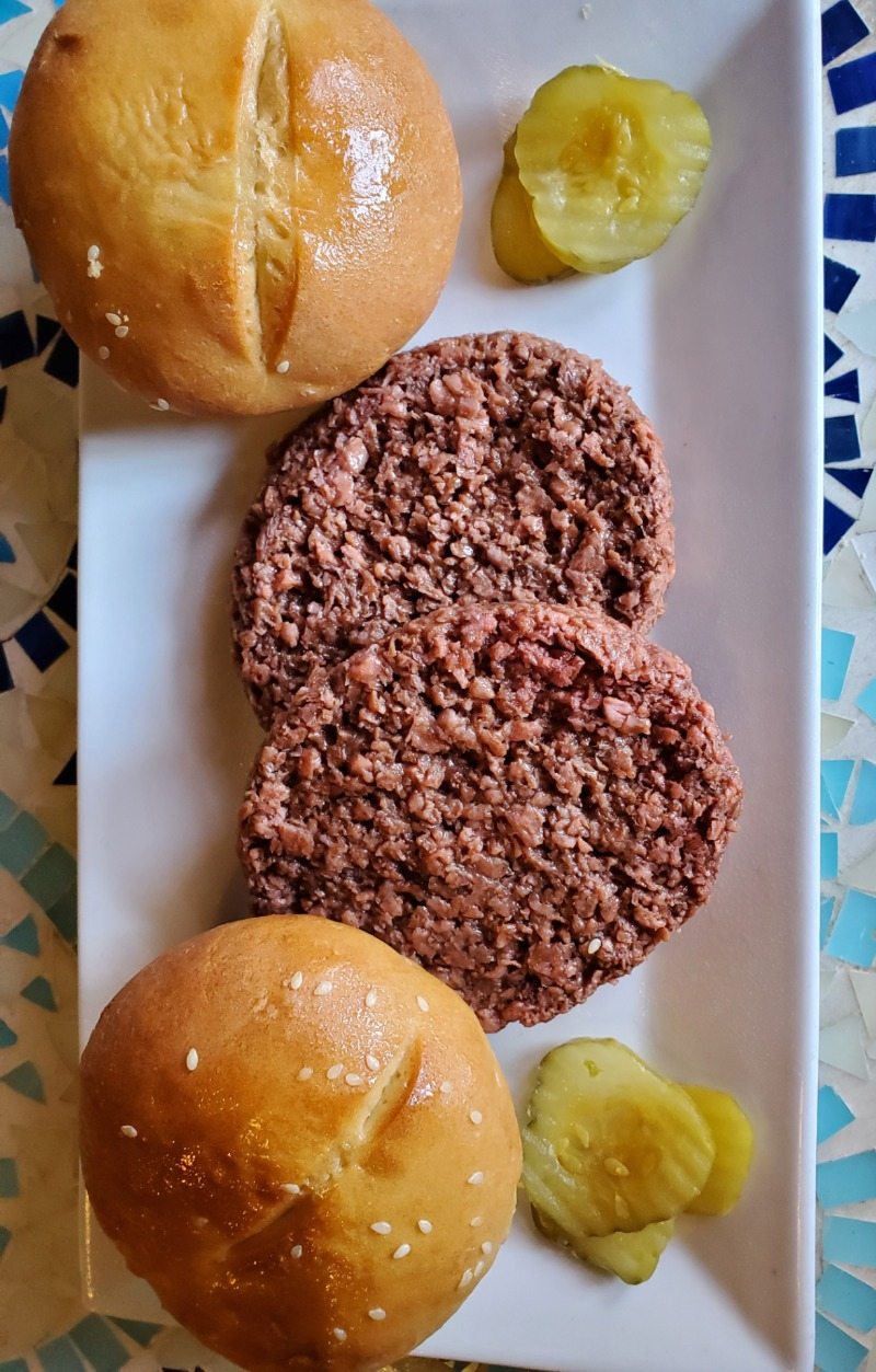 Burger & Bun Griller kit Image