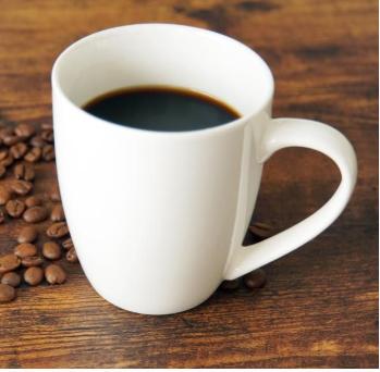 Freshly Brewed Organic Coffee Image