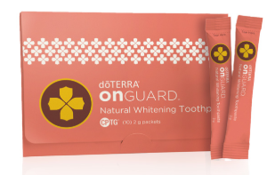 dōTERRA On Guard® Natural Whitening Toothpaste Image