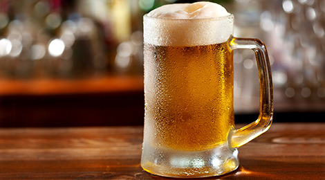 Single Beer Image