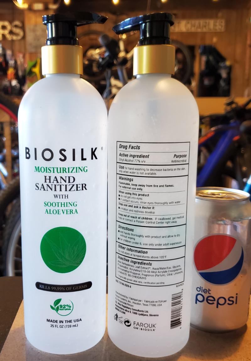Hand Sanitizer- Family Sized Image