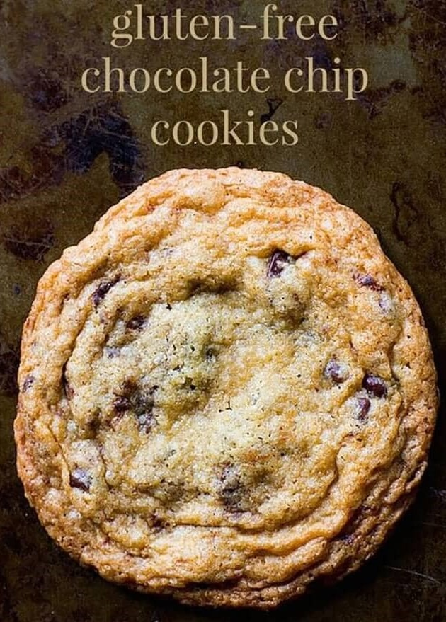 Gluten Free Choc Chip cookie Image