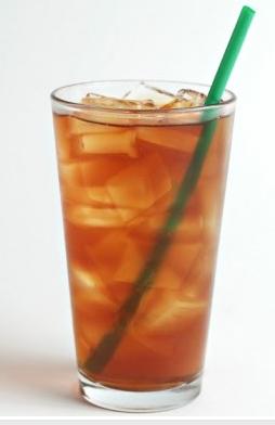 Fresh Brewed Ice Tea Image