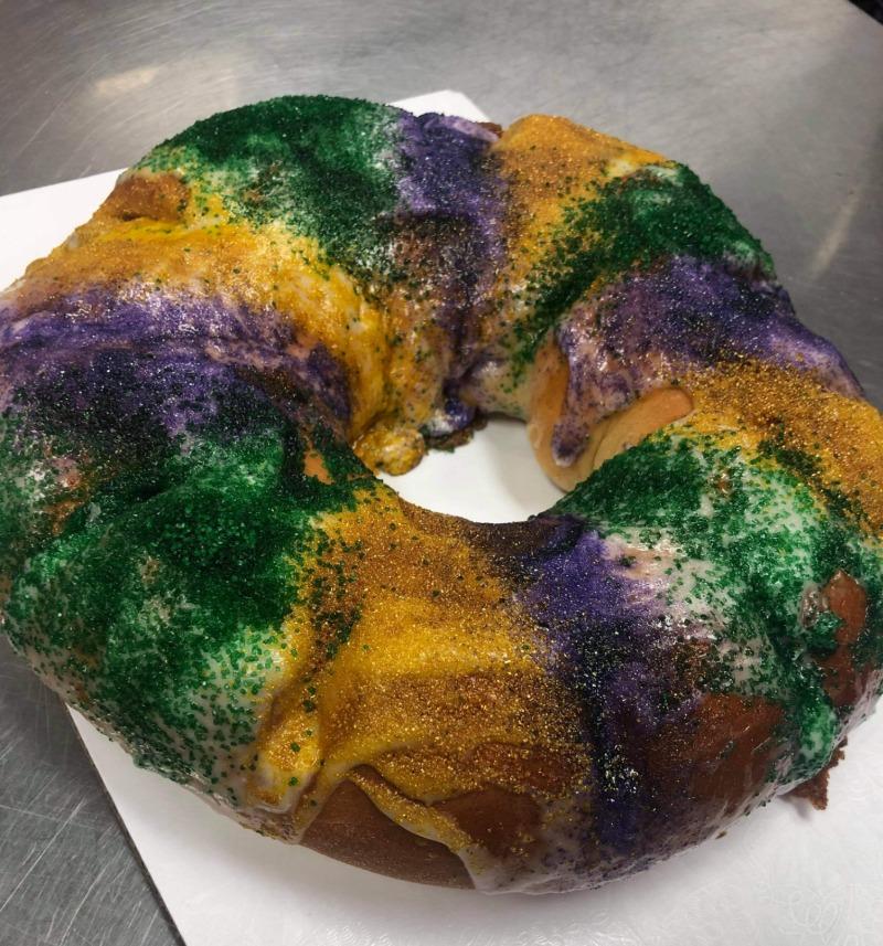King Cake (Friday Pick up) Image